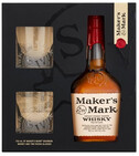 Maker's Mark With Glasses